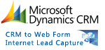 CRM to Web Form Internet Lead Capture