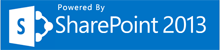 Powered By SharePoint Online